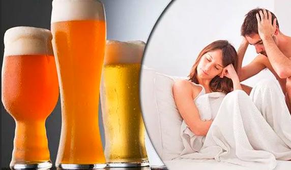 Потенция и пиво