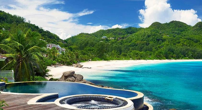 Сейшельские острова, остров Маэ, красивый вид