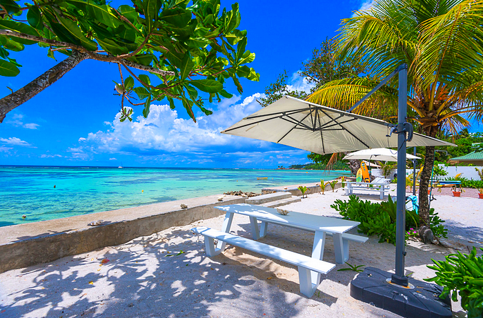 Сейшельские острова, остров Маэ, пляж Анс-Руаяль