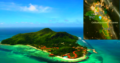 Сейшельские острова, остров Маэ