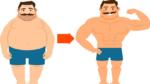 Как быстро удалить жир с боков и живота мужчинам?