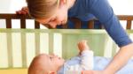 Как укладывать малыша спать?