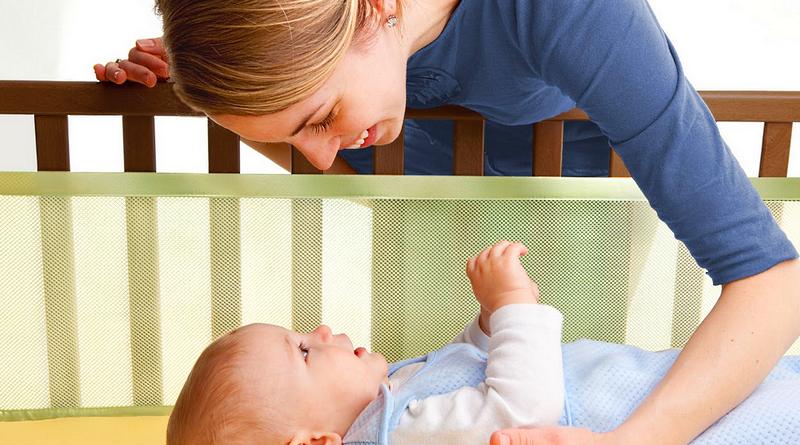 Как укладывать спать малыша