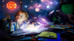 Развитие воображения и творческой активности