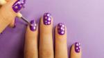 Как сделать рисунок на ногтях в домашних условиях