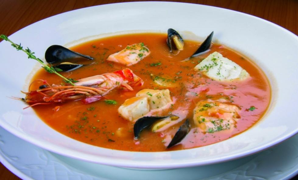 Фото - Французский рыбный суп буйабес. Марсельская уха по-местному