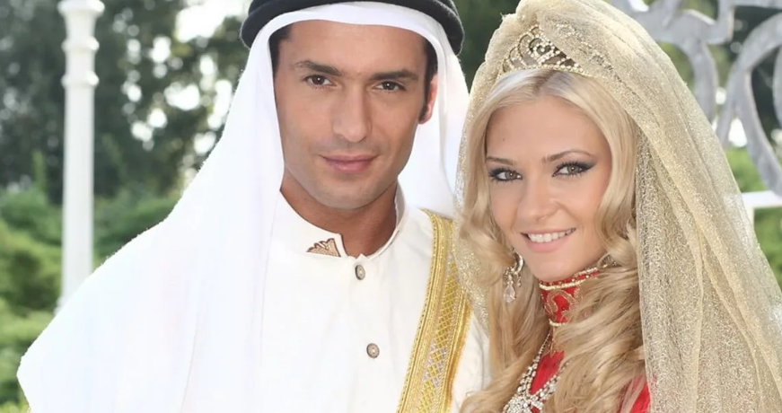 Русские арабы свадьба