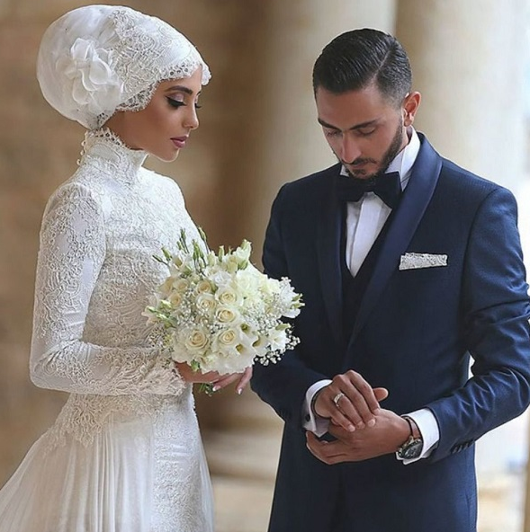 Регистрация брака по арабски, фото