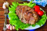 Что приготовить из свинины на второе блюдо — быстро и вкусно