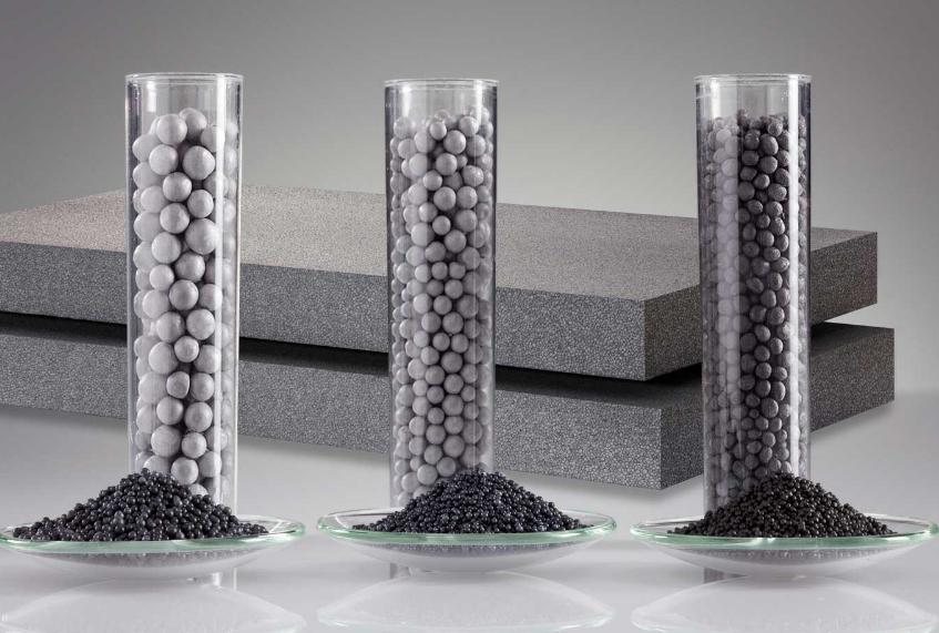 Neopor BASF - графитовый пенополистирол