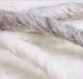 Волокна шерсти для термобелья
