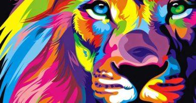Яркий Лев